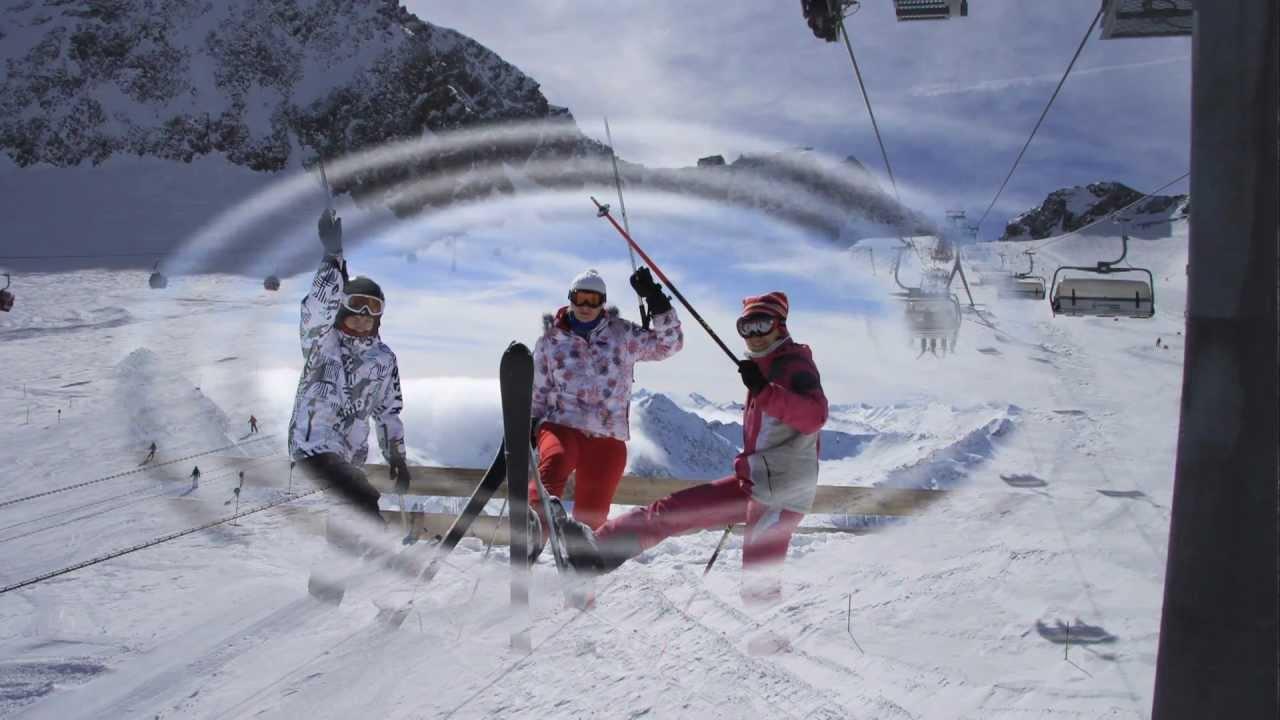 Активный отдых в Австрии 2013 года. Нойштифт (Штубайталь) (Фотофильм)