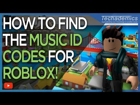 How To Find Music ID On Roblox 2018 | How To Find Music Codes On Roblox