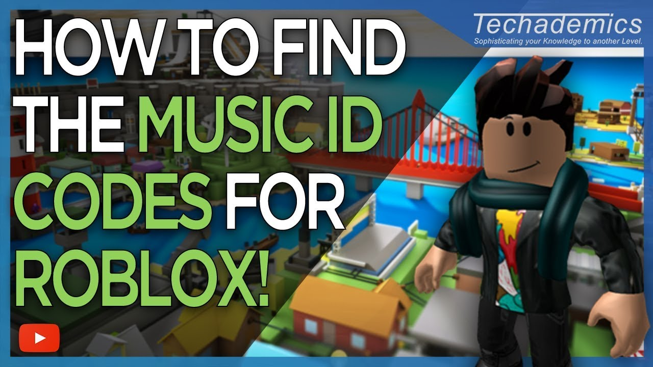 How To Get Music Ids On Roblox How To Find Song Codes For Roblox Youtube