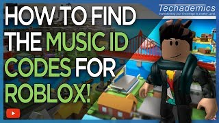 How To Get Music IDs On Roblox | How To Find Song Codes For Roblox
