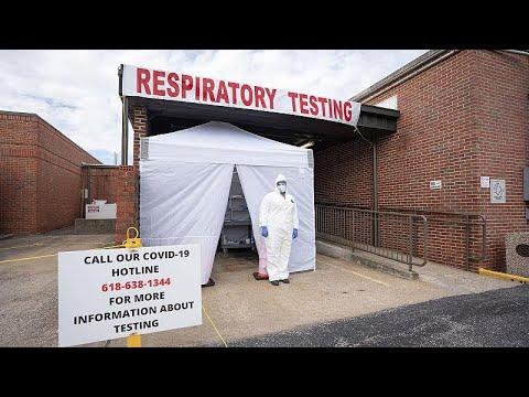 Coronavirus: le seuil des 30 000 morts franchi aux Etats-Unis, Trump focalisé sur l'économie