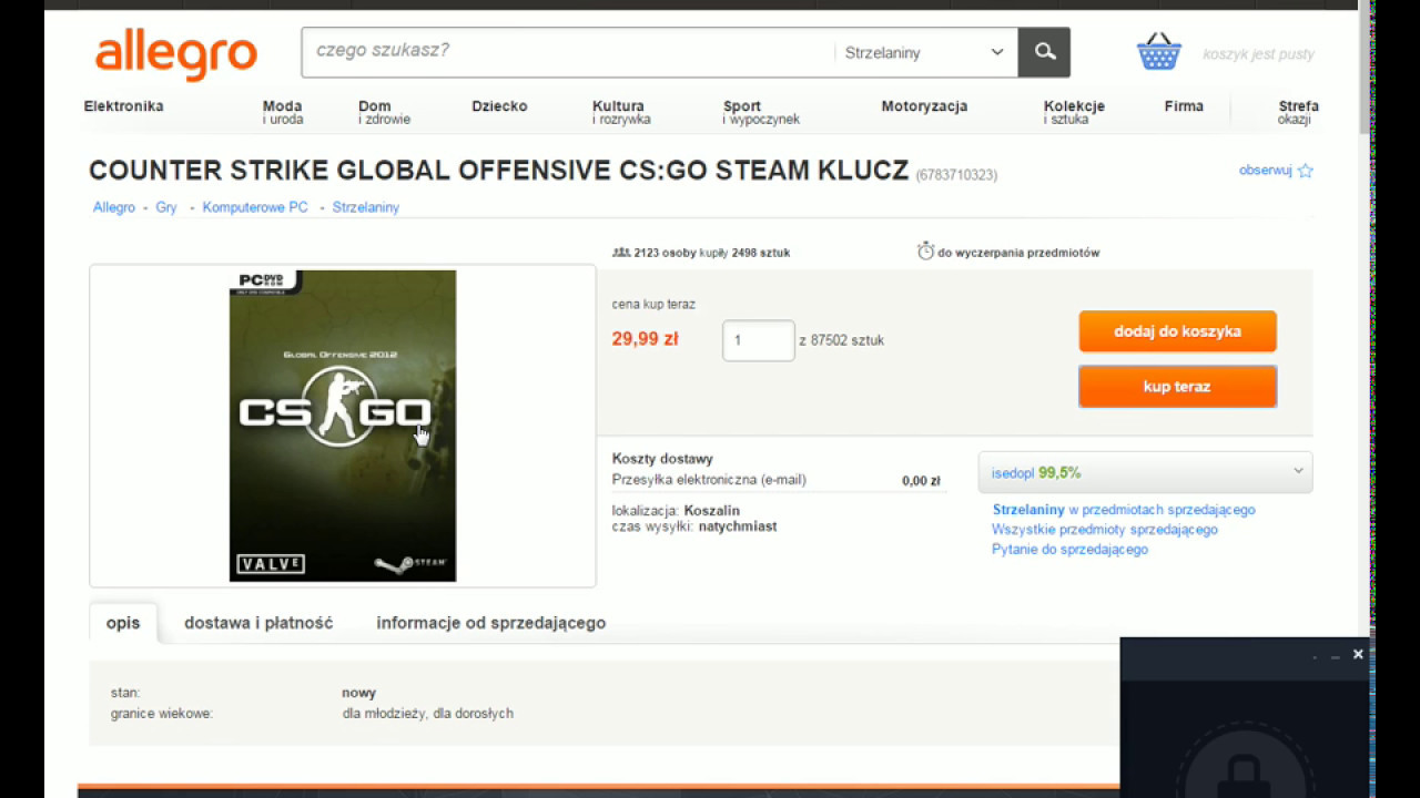 Jak Kupic Cos Na Allegro Youtube