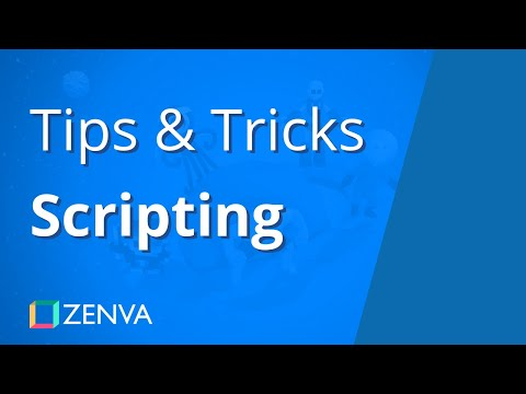 Unity Tutorial - TIPS and TRICKS for Optimising Scripts thumbnail