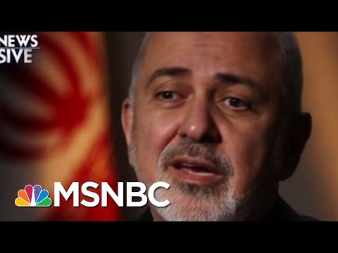 Starting War With Iran Would Be 'Suicidal': Foreign Minister | Morning Joe | MSNBC