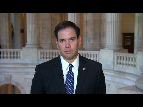 Sen. Marco Rubio: Dems want immigration issue to go unsolved