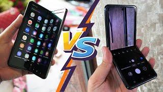7 Perbedaan Samsung Galaxy Z Flip dan Galaxy Fold…