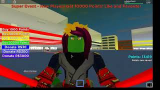 Roblox SuperHero Battle Simulator