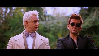 Good Omens » Crowley and Aziraphale ▻ The Night We Met - And, as a