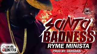 Ryme Minista - Santa Badness [Rebel Side Riddim] December 2017