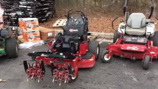 Landscape equipment pro show and demo 2017