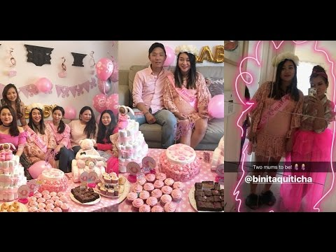 Binita's Surprise Baby Shower Party! 🎀 Mp3