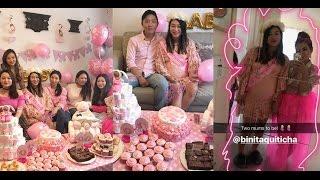 Binita's Surprise Baby Shower Party! 🎀