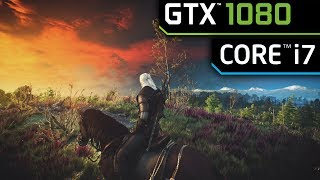 Witcher 3 | Ultimate Graphics | EVGA GTX 1080 FTW2 OC | 1440P Ultra