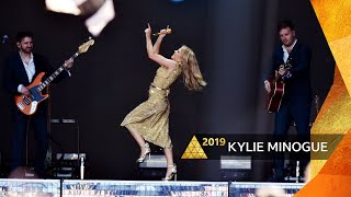 Kylie Minogue - Spinning Around (Glastonbury 2019)