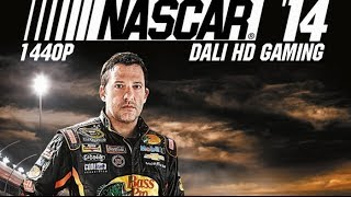 NASCAR '14 PC Gameplay FullHD 1080p