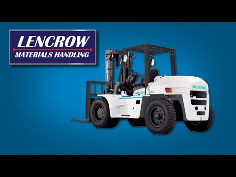 Industry Update: Lencrow - UniCarriers Forklifts