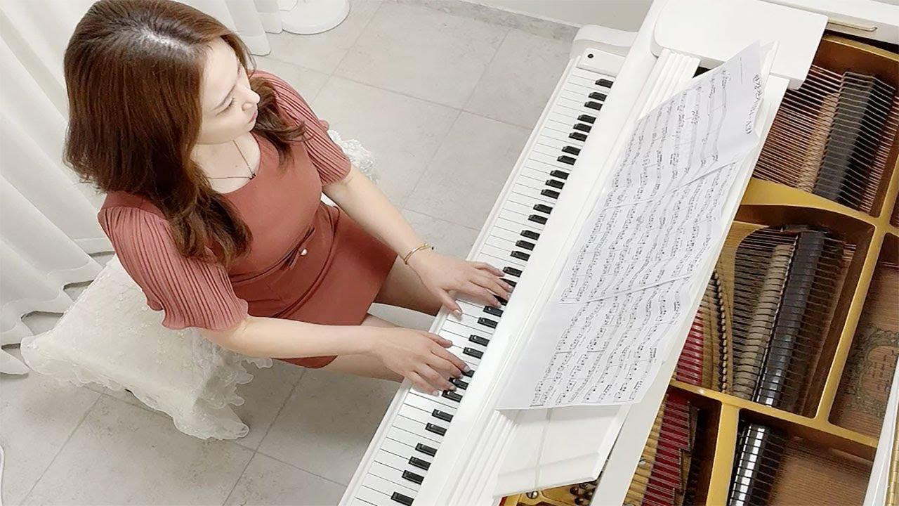 ☠️괴물 OST - 한강찬가 (B4-A3) 피아노 연주 [고쌤사랑피아노]