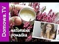 Naturalne mazidełko do ust (2 składniki)