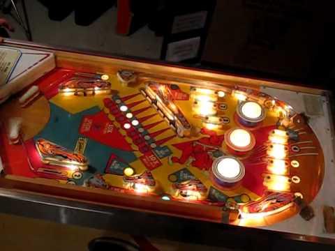 Sky Jump Pinball Machine Gottlieb 1974 Pinside Game Archive