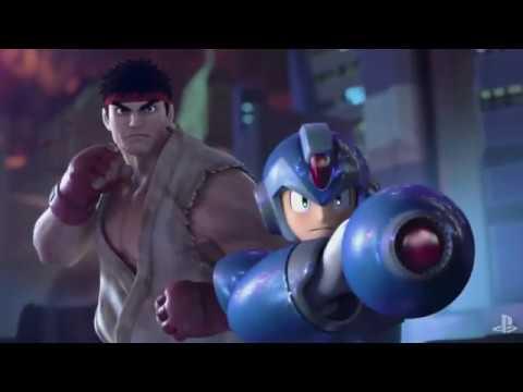 MARVEL VS. CAPCOM: INFINITE Debut Trailer