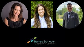 Surrey MHW40 - Teacher/ Staff Wellness during COVID-19: A Discussion with Dr. Linda Uyeda