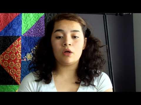 Miriam: Regional Youth Intern