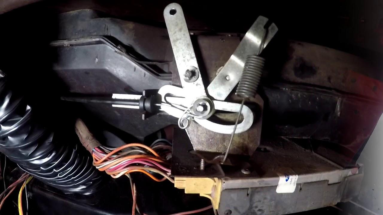 jeep cj7 update 16 - heater finally done! part 2