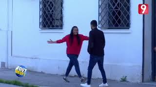 Tout Neuf   شهرة خرجت تعنق في الشارع التونسي #ضريبة_شهرة