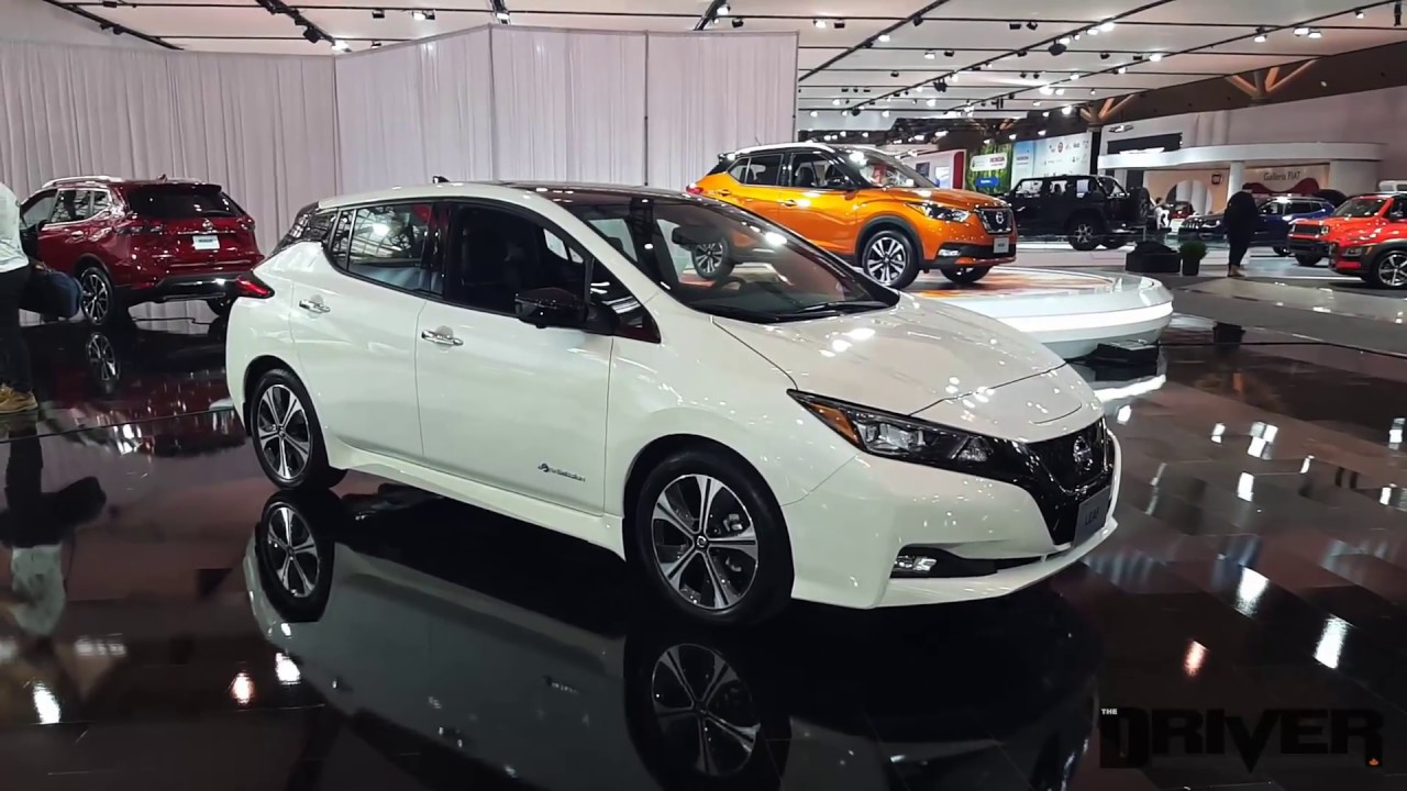 2019 nissan leaf walkaround and specifications youtube. Black Bedroom Furniture Sets. Home Design Ideas