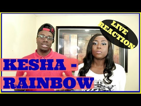 Kesha - Rainbow (Official Video) | Couple Reacts