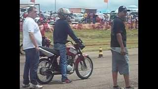 Equipe Rafinha motos piloto kleber Freitas  moto Luciano Silva