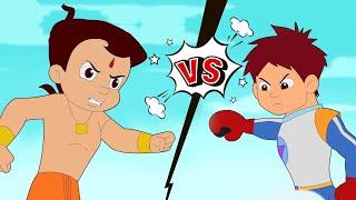 Chhota Bheem - The Sky Fighters   Adventure Videos for Kids   Fun Kids Videos