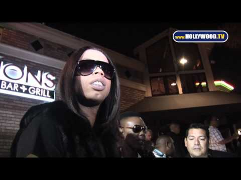 "Antoine Dodson: ""I Live For Hollywood"""