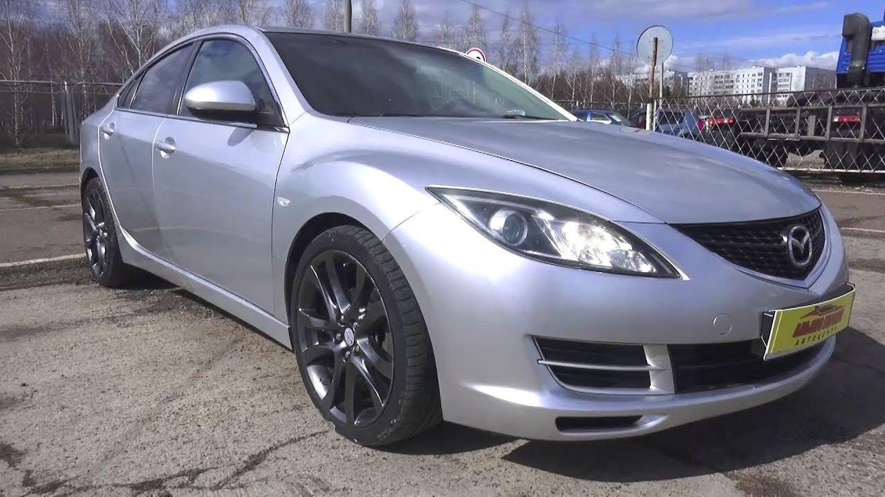 Kekurangan Mazda 6 2008 Tangguh