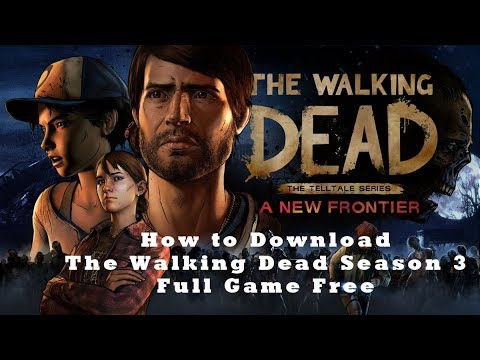 How To Download The Walking Dead Season 3 For Free