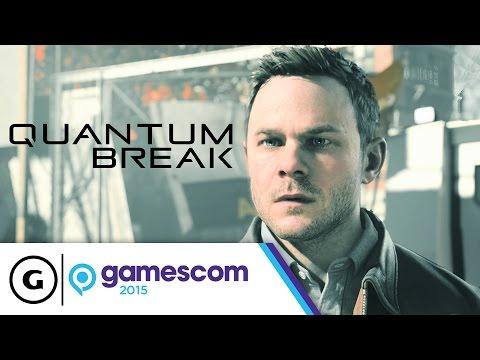how to watch quantum break episodes