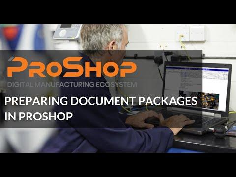 preparing-document-packages-in-proshop