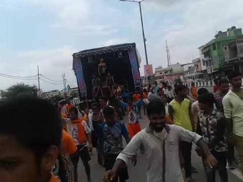 Dj Ratan Sound Modinagar New Kawad Video Perfomance Dj Ratan