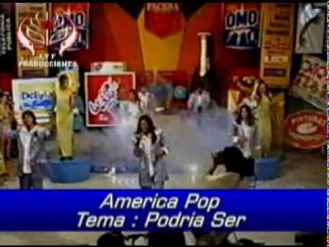 PODRIA SER - america pop