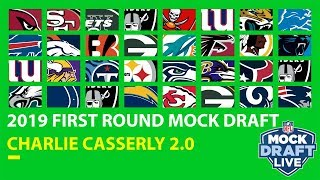 Full 1st Round 2019 Mock Draft With Trade Projections