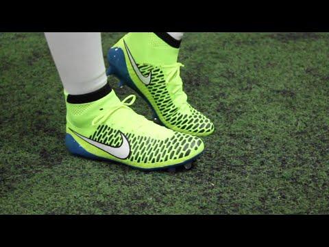 Hoher Diskont Nike Jr Magista Obra II FG Kids Blau F414