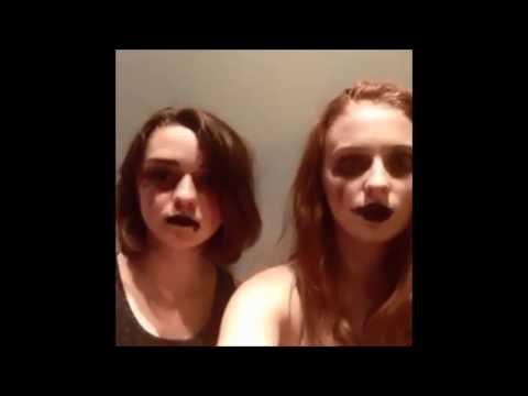 Sophie Turner & Maisie Williams - Vine Compilation