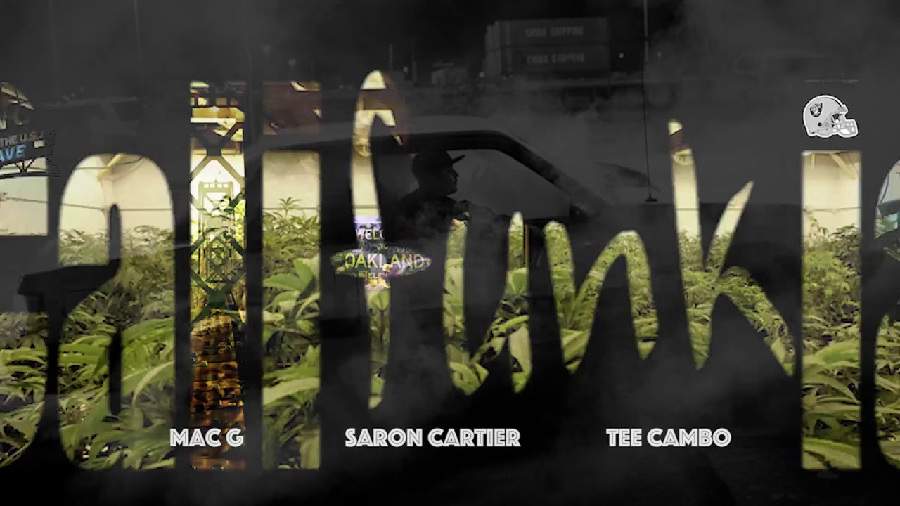 Mac G, Saron Cartier, Tee Cambo - Califunkia - YouTube