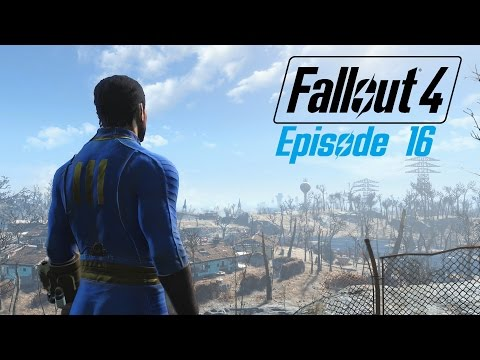 FALLOUT 4 (Survival) Ep. 16 : Was There A Special Sale On Mines?