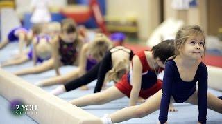 Спортивная Гимнастика для детей с замечательным тренером Ивановой Натальей Александровной