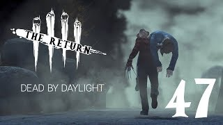 [47] ESCAPING THE NEW MAP! (Dead By Daylight The Return)