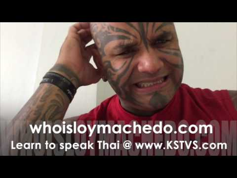 How To Learn Thai Language - The Funny Way with KSTVS - Day 4