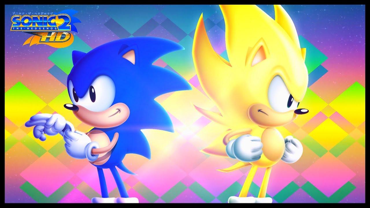 Sonic 2 the hedgehog hd