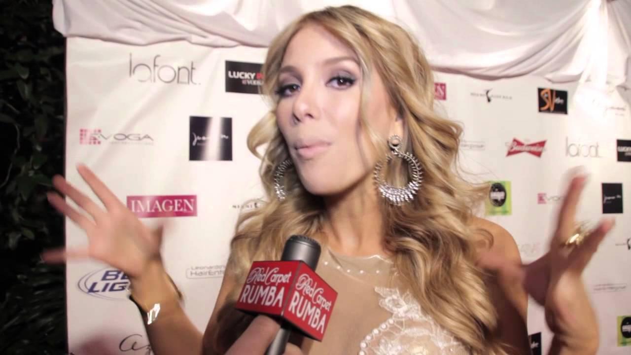 Elizabeth Lopez Festeja Su Cumpleaños Con Red Carpet Rumba Youtube