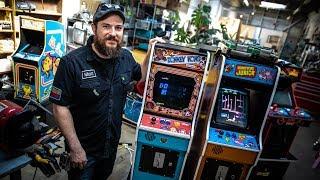 Game | Restoring Classic Arcade Games in Mini Cabinets! | Restoring Classic Arcade Games in Mini Cabinets!